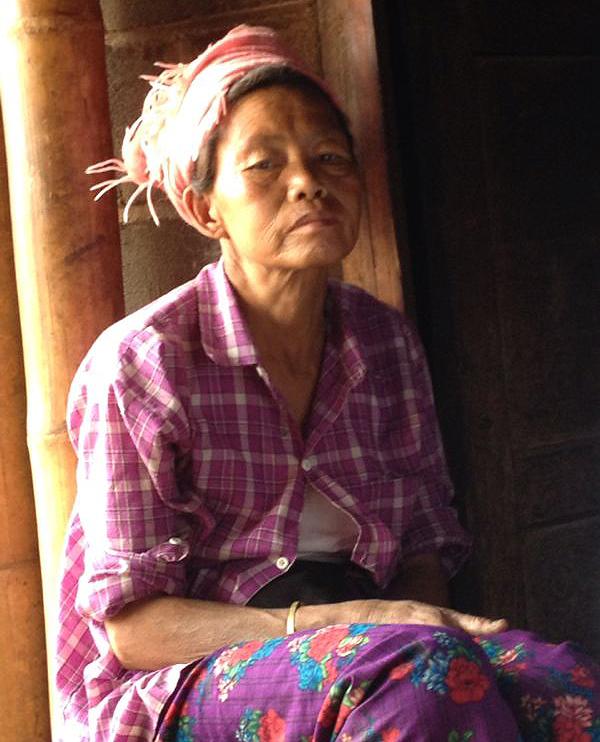 chinareis vrouw